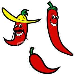 Οι καυτερές πιπεριές θα σταματήσουν