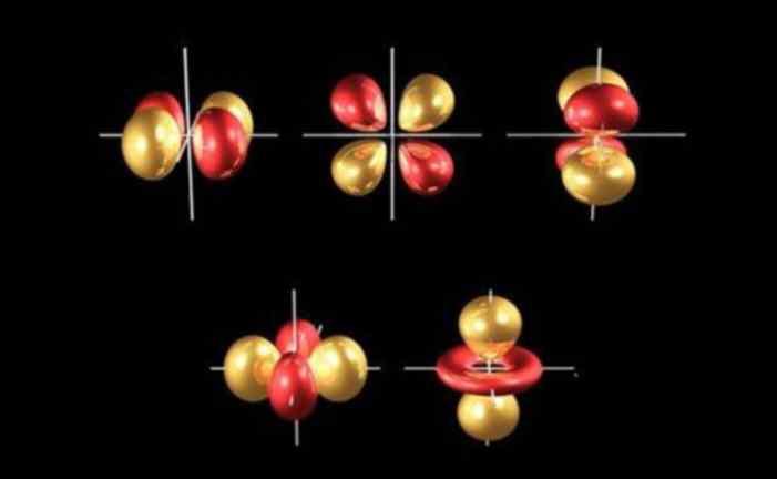 Τα ηλεκτρόνια συχνάζουν σε περιοχές