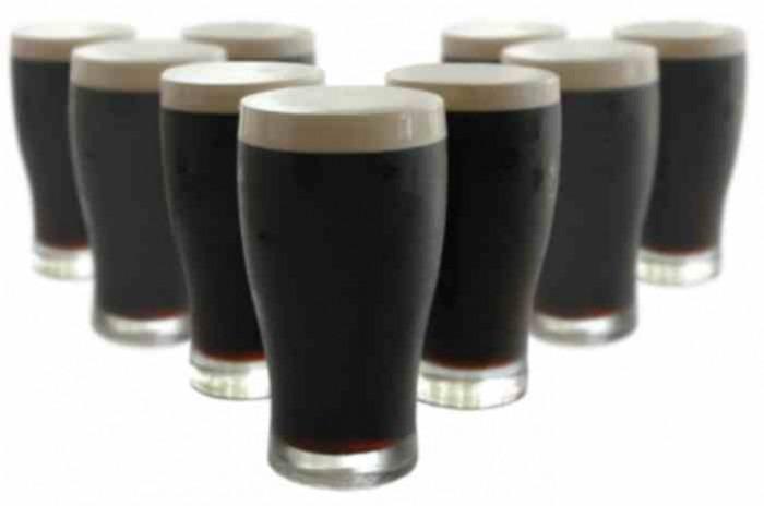 μαύρη μπίρα