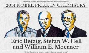 Νόμπελ Χημείας 2014